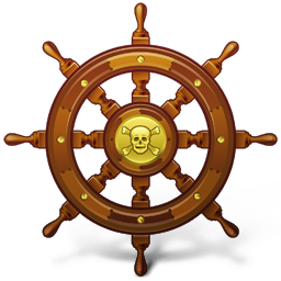 Rudder Ship Icon Download Free Icons