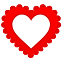 Empty, Heart Icon