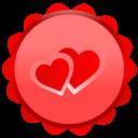 Cake, Heart Icon