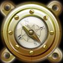 Compass, Icon, Nautilus Icon
