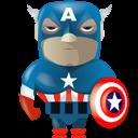 America, Capitan Icon