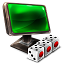 Dice, Mahjong, My, Network Icon