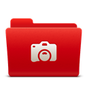 Folder, Photos Icon