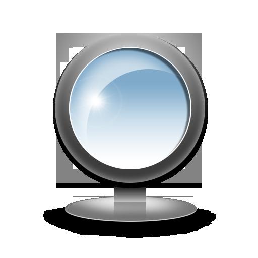Cosmetic, Mirror Icon
