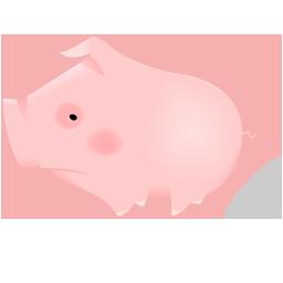 Pig, Zodiac Icon