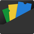 Flat, Passbook Icon