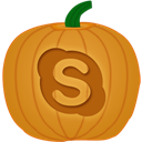Pumpkin, Skype Icon