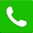 Flat, Phone Icon
