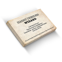 Business, Card, Dresden, Harry Icon