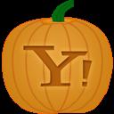 Pumpkin, Yahoo Icon