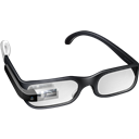 Glasses, Google Icon