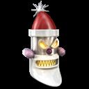 Robot, Santa Icon