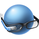 Glasses, Googler Icon