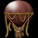 Air, Balloon, Hot, Icon Icon