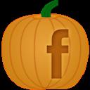 Facebook, Pumpkin Icon