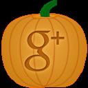 Google, Pumpkin Icon
