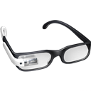 Glass, Google Icon