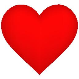 Heart, Shadow Icon