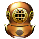 Bell, Diving, Icon, Nautilus Icon