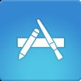 App, Flat, Store Icon