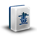 File, Mahjong, Picture Icon
