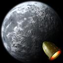 Icon, Moon, Rocket Icon