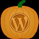 Pumpkin, Wordpress Icon