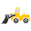 Loader, Wheel Icon