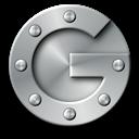 Authenticator, Google Icon