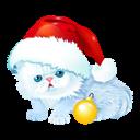 Christmas, Kitty Icon