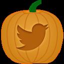 Pumpkin, Twitter Icon