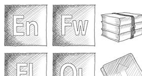 Sketchy V.1.1 Icons