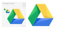 Google Drive icons