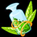Green, Poison Icon