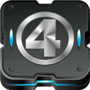 Fantastic, Four Icon