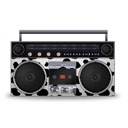 Boombox, Cow Icon