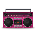 Boombox, Heart Icon