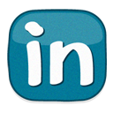 Icon, Linkedin Icon