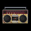 Boombox, Retropeach Icon
