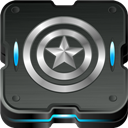 America, Cap, Shield Icon