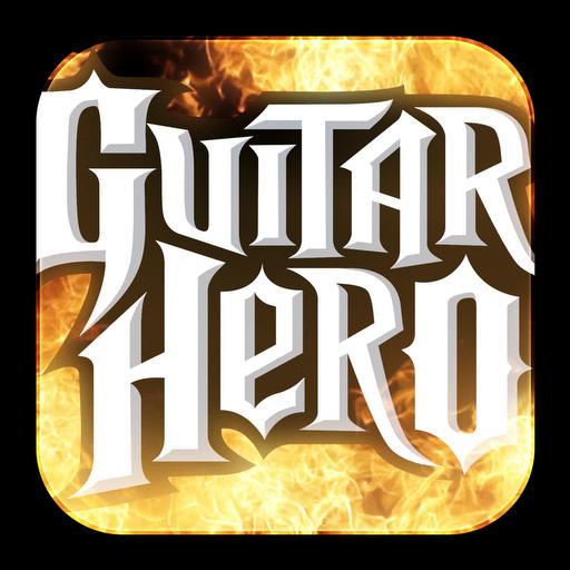 Guitar, Hero Icon