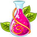 Poison, Red Icon