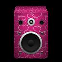 Heart, Speaker Icon