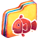 Fishy, Folder Icon
