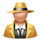 Gangster Icon