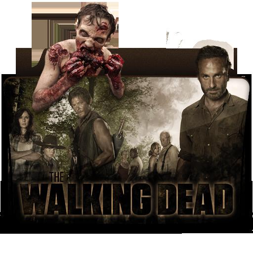 Dead, The, Walking Icon