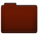 Brown, Folder Icon