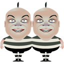 Tweedle, Twins Icon