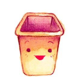 Alt, Bin, Empty, Recycle Icon