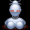 Robotess Icon
